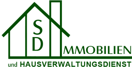SD Immobilien in Döbeln, Logo